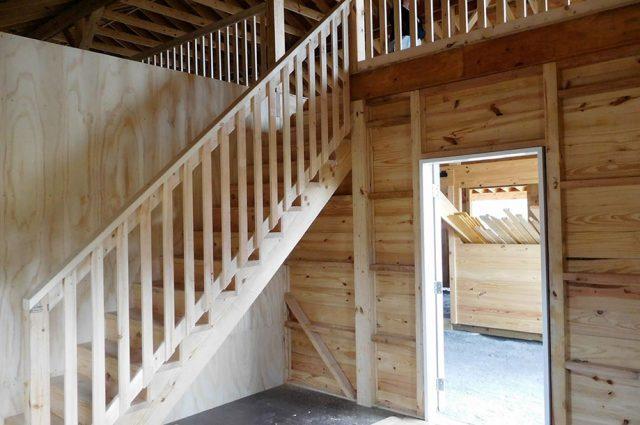 Two Floor Barn