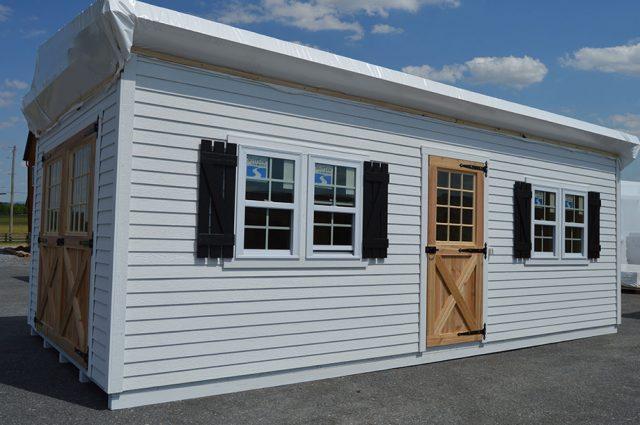 Custom Amish Sheds