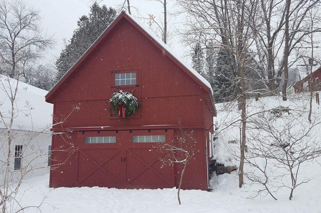 Amish Prefab Garage