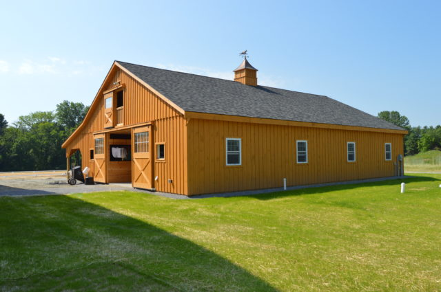 Common Mistakes People Make When Designing Their Custom Barn