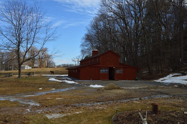 Monitor Style Barn in NY