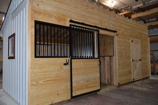 Custom Horse Stall Upperco MD