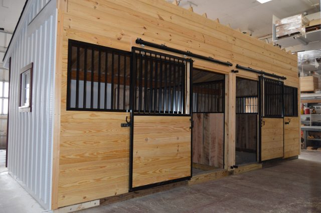 Horse Stalls In MD