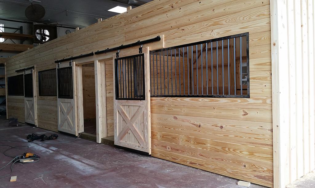 Horse Stalls Woodstock, NY