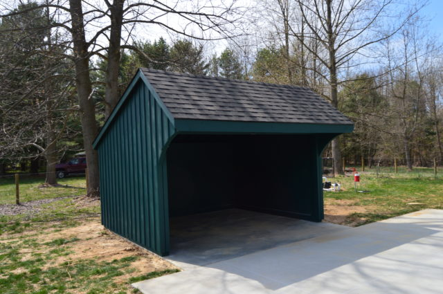 Run-In Shed – Kennett Square, PA