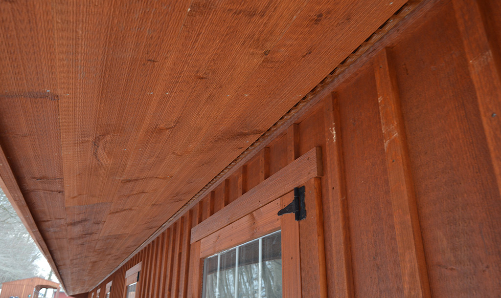 Modular Barn Ceiling