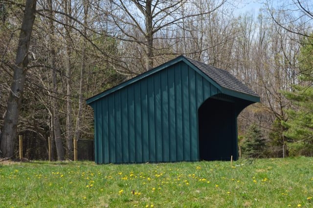 Shed in Kennett Square, PA