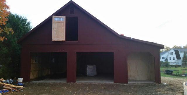 Shed Row Barns – The Basics