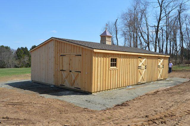 Horse Barn Builder Malvern, PA