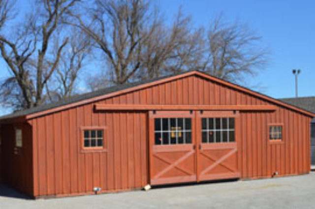 Trailside Barn – Atglen, PA