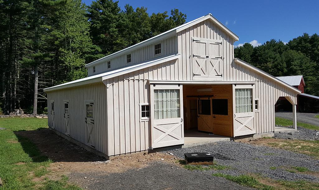 Woodstock NY Barn