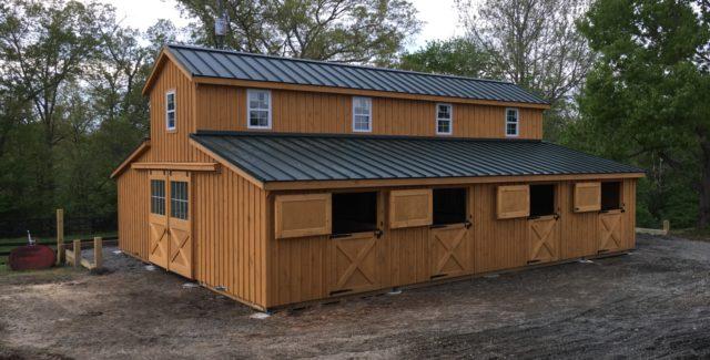 Modular Barns – The Latest Options
