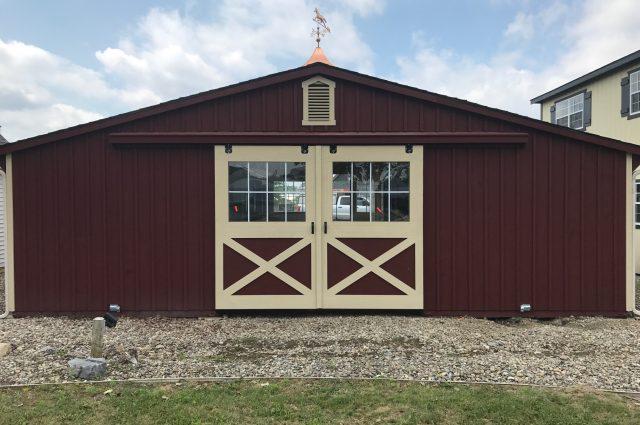 30'x24' Modular Barn, NY