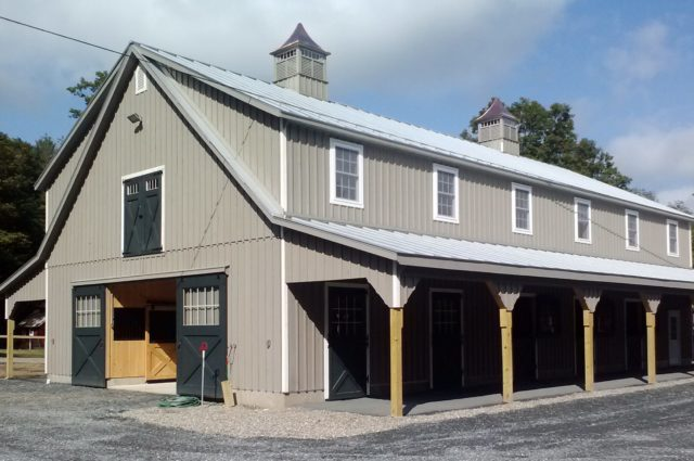 Tips on Designing Horse Shelters