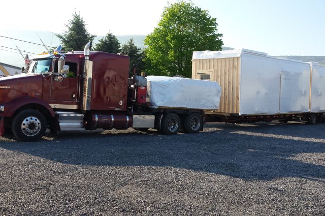 Barn Delivery Leverett