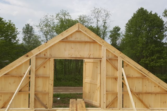 Custom Modular Barn MA