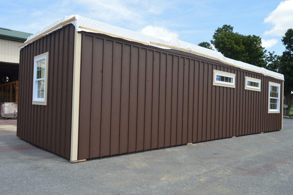 Double Wide Building Slatington Pa J Amp N Structures