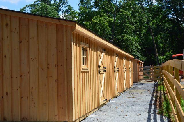 Shed Row Barn in Malvern, PA