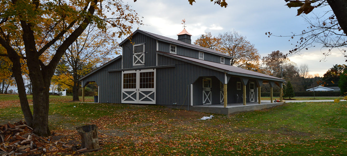 Finding the Righ Barn Builder