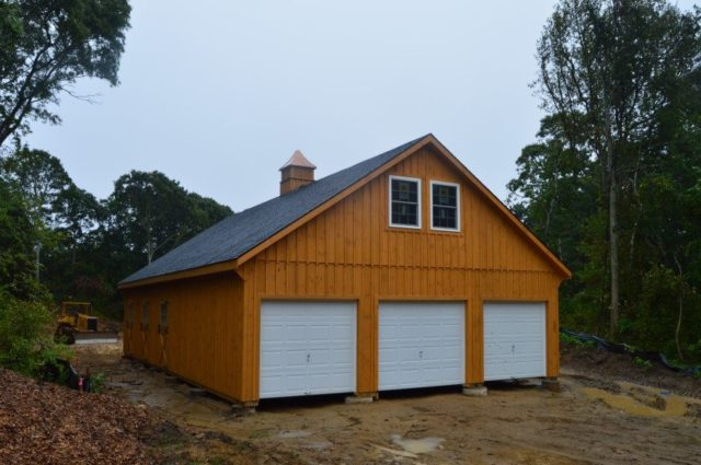 High Country Modular Barn – Brewster, MA