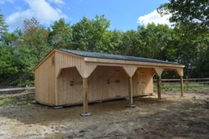 Shed Row Barns – Versatility At Its Finest