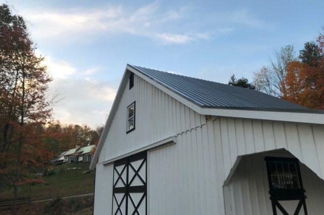 Beautiful Modular Barn
