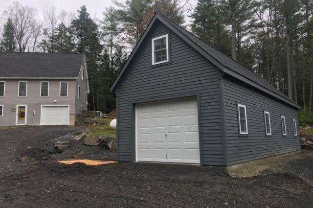 River Series Garage – Enfield, NH