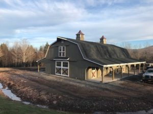 Modular Barns