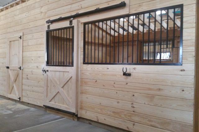 Modular Barn Horse Stalls Dover Plans, NY