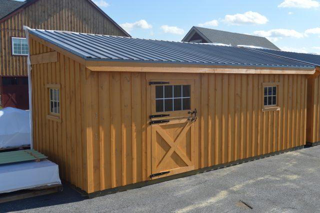 Modular Barn Install Dover Plans, NY