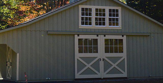 Modular Barns vs Traditional Barns