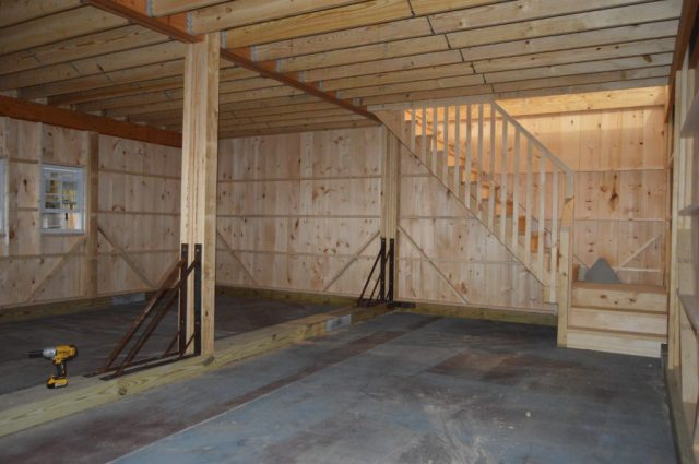 custom garage builder in Perkasie PA