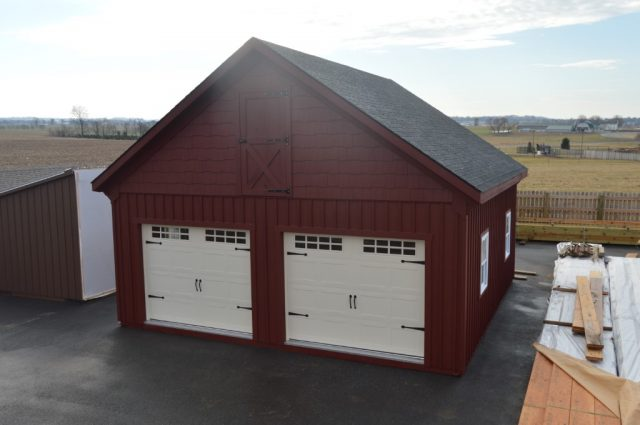 Double-Wide Garage Builders in Lititz PA