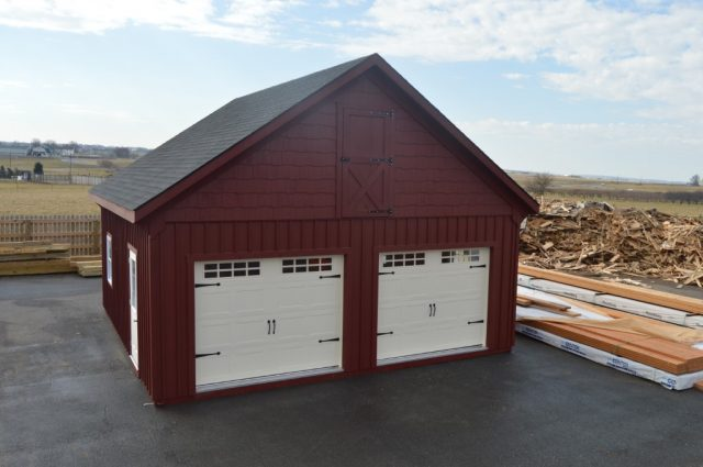 Garage Builders Lititz PA