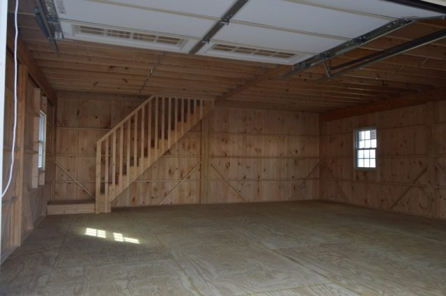 garage with loft lititz pa