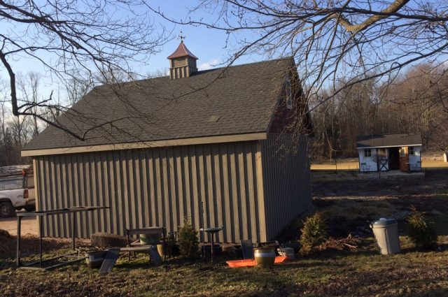 Perkasie PA garage builders