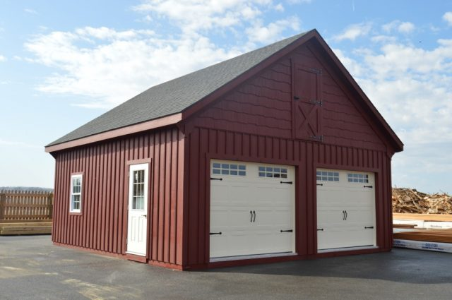 two door garage lititz pa