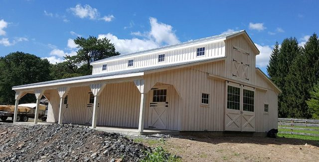 Two-Story Barns: Top Styles and Benefits