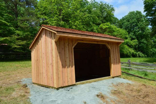 Run In Shed West Chester Pa J Amp N Structures