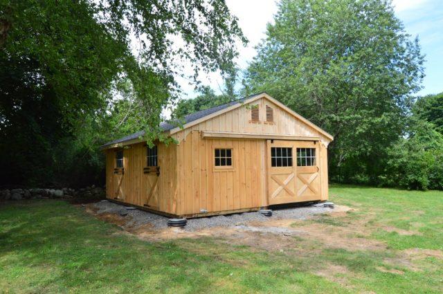 Modular Barn – Marstons Mills, MA