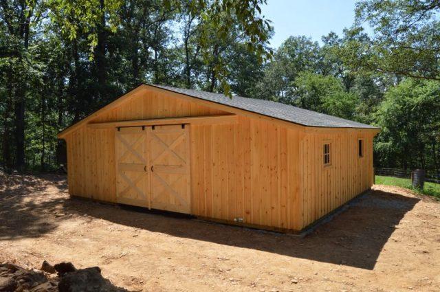 Modular Barn – Stewartstown, PA