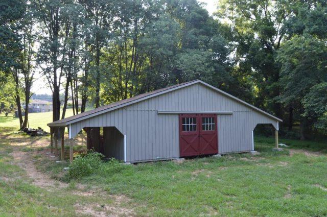 Modular Barn – Jarrettsville, MD