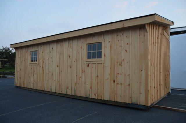 modular barn piece