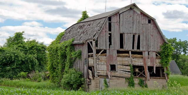6 Signs Your Old Barn Needs an Upgrade