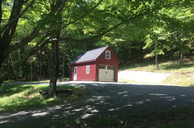 River Series Garage – Woodstock, VT