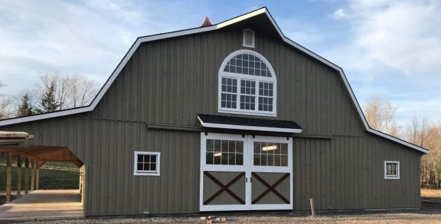 Horse Barn Ventilation Design