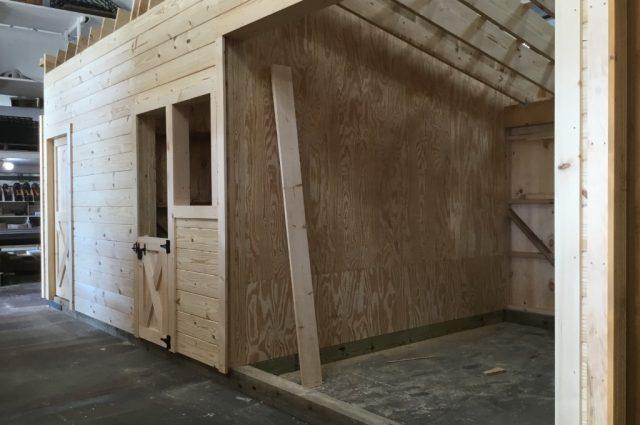 Amish Modular Barns in Madison, New Hampshire