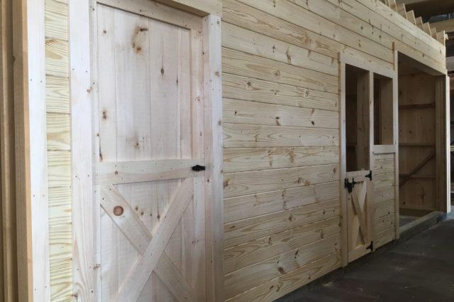 Amish Modular Barns in New Hampshire