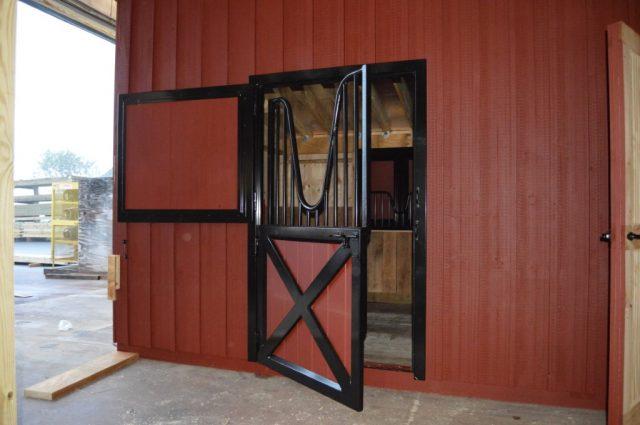 Amish shed row barn builder Jericho, NY
