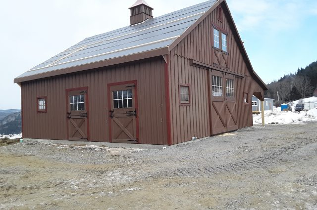 brown-red-barn